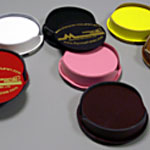 Image of Leather Coasters